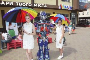 Відкриття нового надсучасного магазину канцтоварів «Магік» у місті Києві 26-27 липня