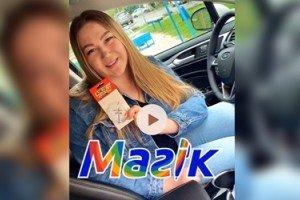 """Ароматизатор в тачку від """"Магік"""" за stories з відміткою @m_agik_!"""